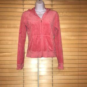 Juicy Couture Teen Front Zip, Hoodie Sweater